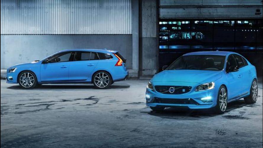 Volvo S60 e V60 Polestar