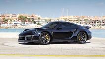 Porsche 911 Turbo Carbon Fiber