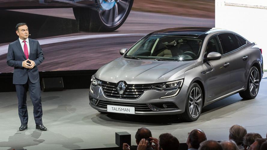 Renault-Nissan é a mais vendida do mundo, diz Carlos Ghosn
