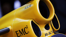 Renault Sport F1 Team RS16 engine cover detail