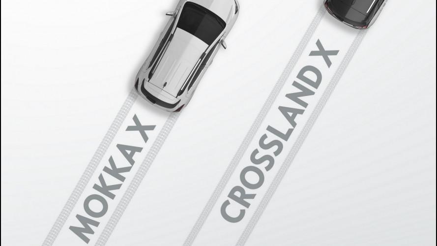 Crossland X é aposta da Opel para 2017 e promete aposentar a Meriva