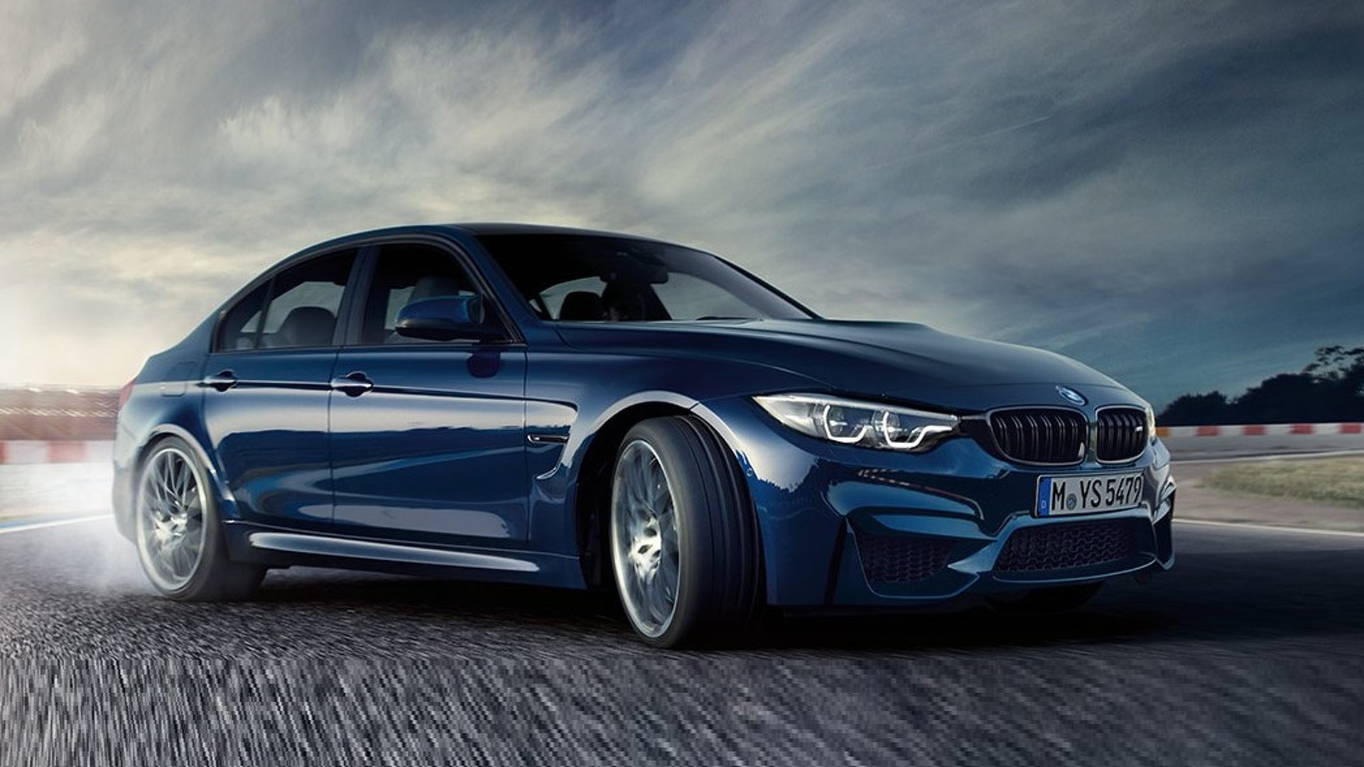 BMW M Revealed With Discreet Facelift - Bmw 3m series