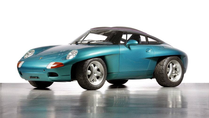 Concept We Forgot: 1989 Porsche Panamericana