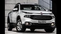 Picapes: Toro ameaça liderança da Hilux entre modelos maiores em março