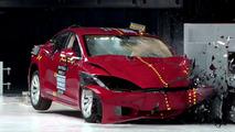 Tesla Model S crash test