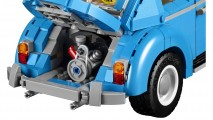 LEGO lança kit de montar do VW Fusca original com 1.167 peças - veja fotos