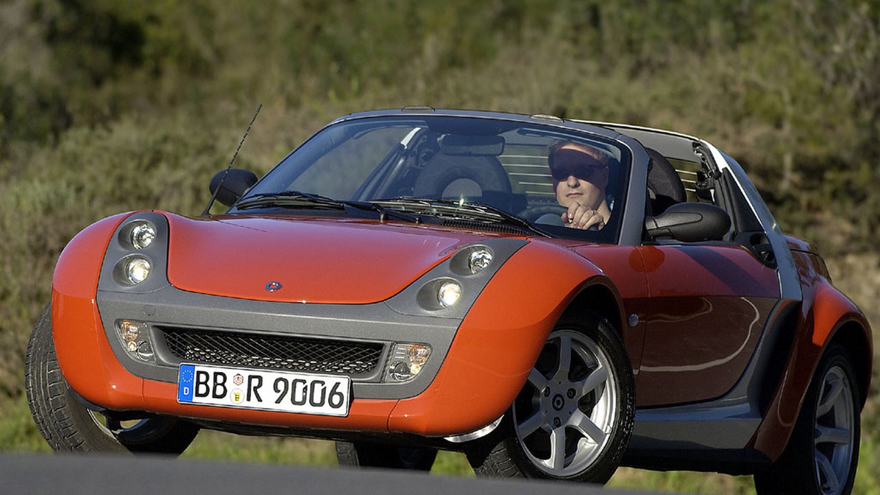 Sign And Drive Lease Deals >> Worst Sports Cars: Smart Roadster