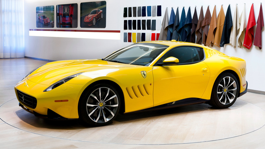 Ferrari confirms SP 275 RW Competizione is based on F12berlinetta