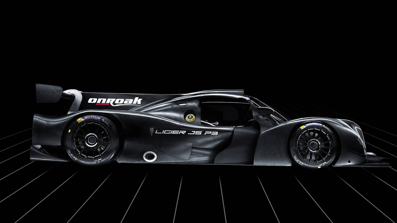 Ligier JS P3 Onroak Automotive