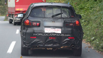 Mitsubishi cX Crossover First Spy Photos