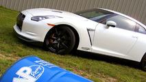 Switzer R850 Nissan GTR gets a shot of race gas [Video]