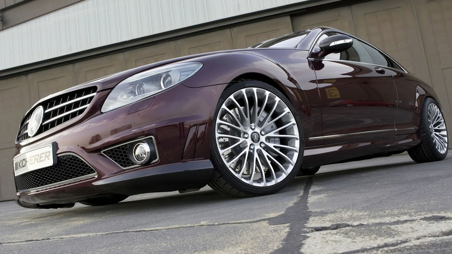 Kicherer CL 65 Coupe with 650hp