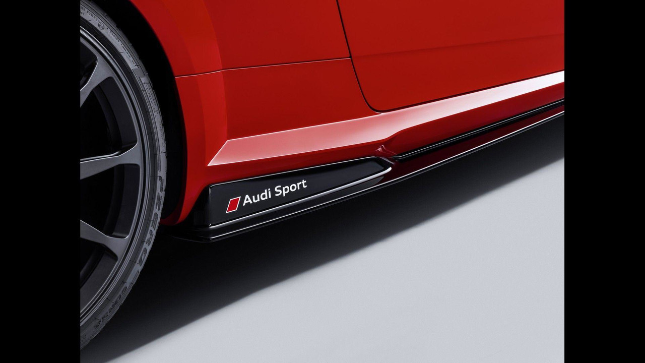 Audi Sport Lives Up To Its Name With Performance Parts For