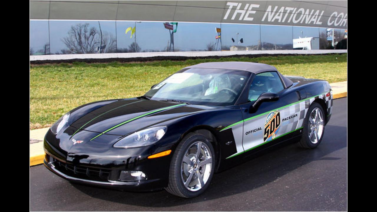 Corvette Indy 500 Pace Car