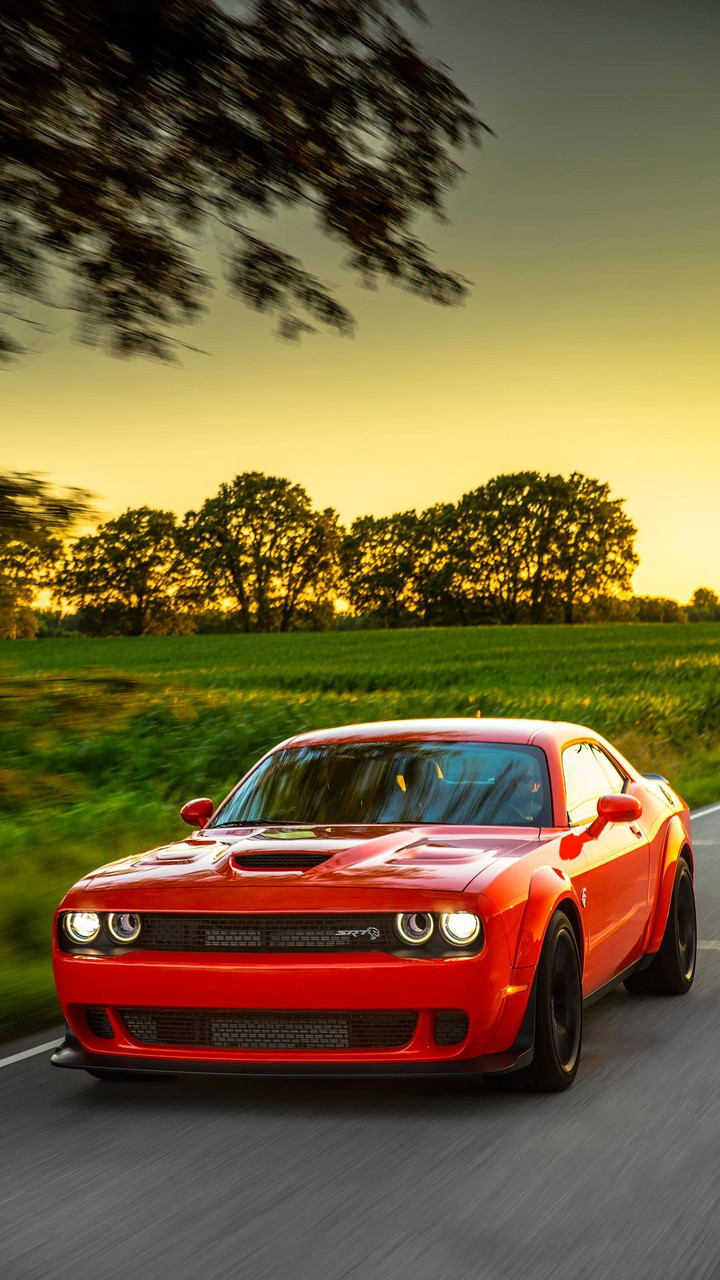 2018 Dodge Charger: 2018 Dodge Challenger Hellcat Widebody First Drive: Wider