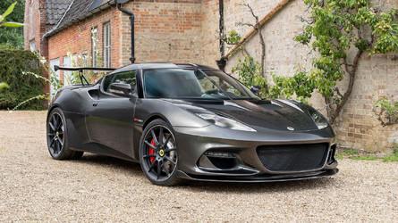 'Landmark' Lotus Evora GT430 sports car revealed