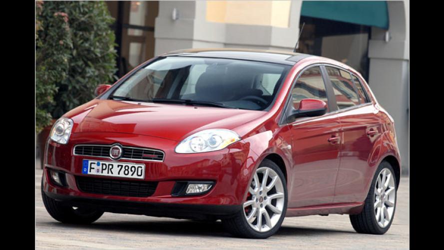 Italiener am Start: Neues Auto, neues Logo – Bravo, Fiat?