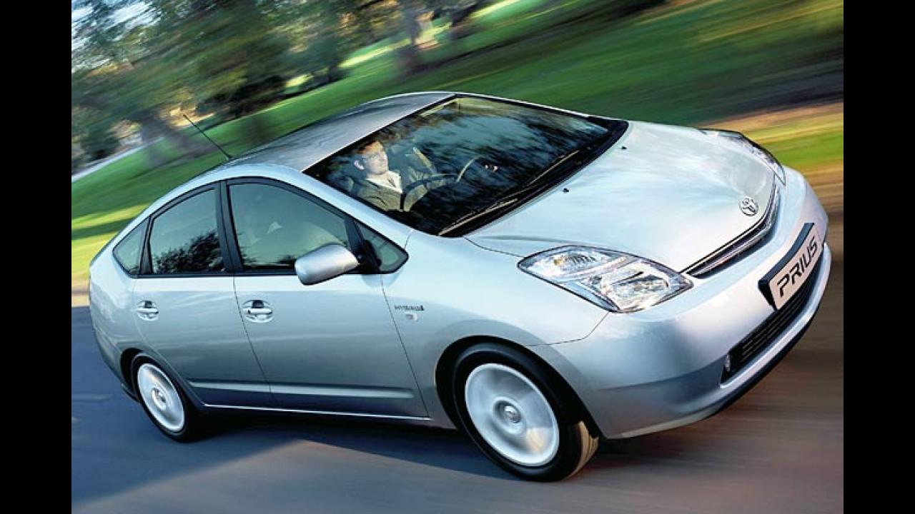 Wow: Prius parkt selber