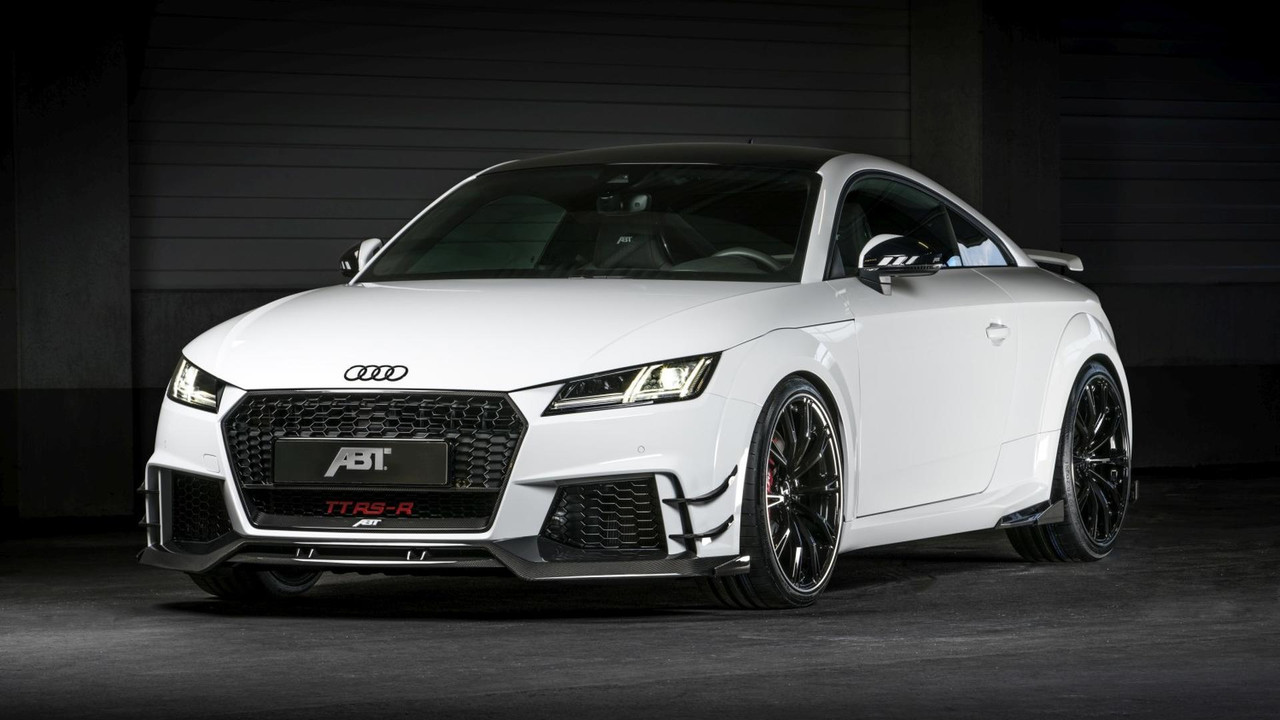 Audi TT RS-R by ABT Sportsline | Motor1.com Photos
