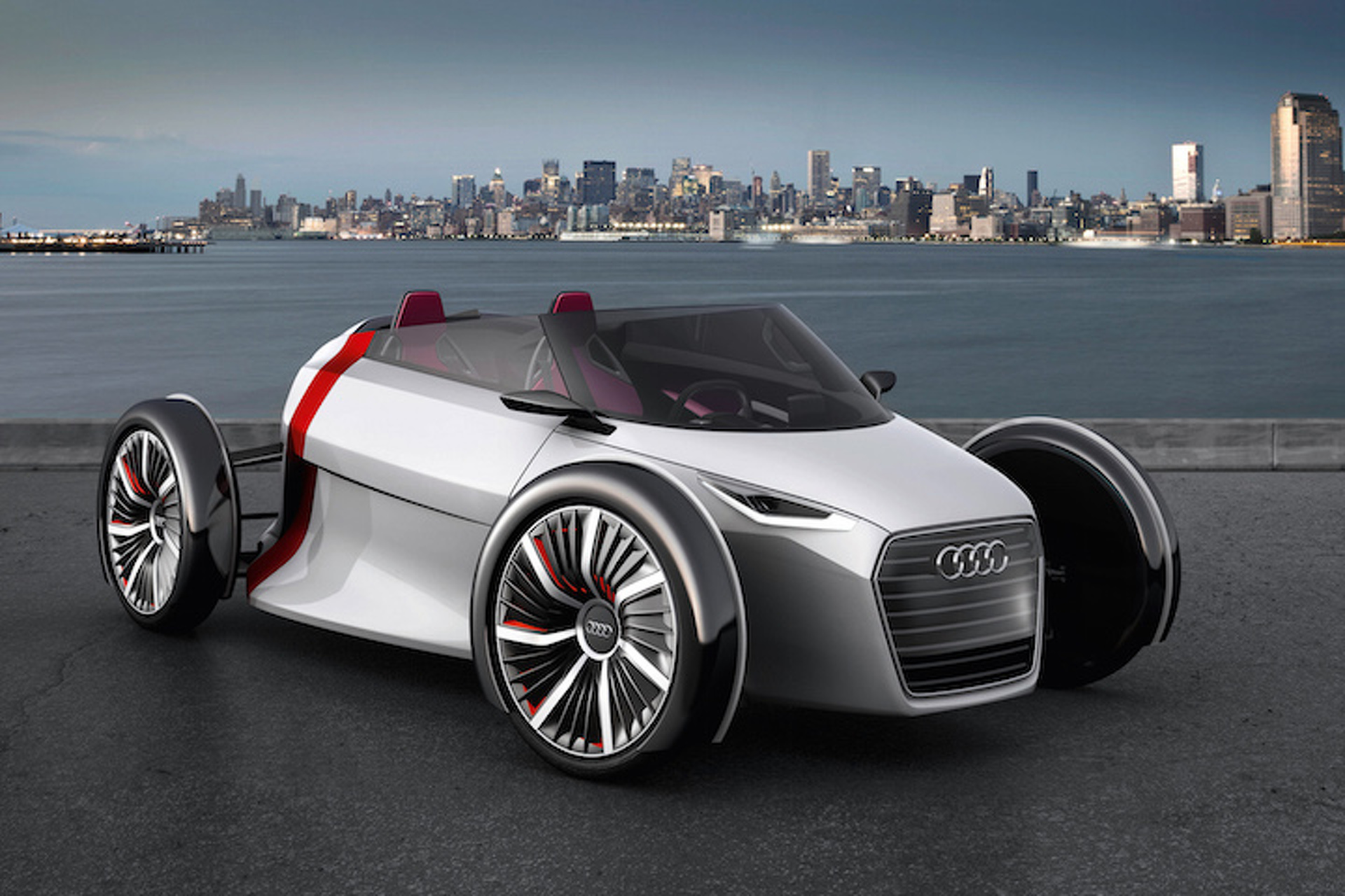 The Strangest Audi Concept Cars Ever Built - Audi all cars name list
