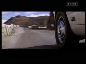 The Last Run - chase scene