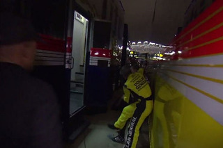 Watch Two NASCAR Drivers Duke it Out After a Rough Race
