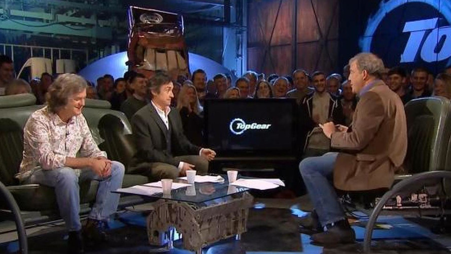 BBC starts dismantling Top Gear studio; Oisin Tymon won't press charges against Clarkson