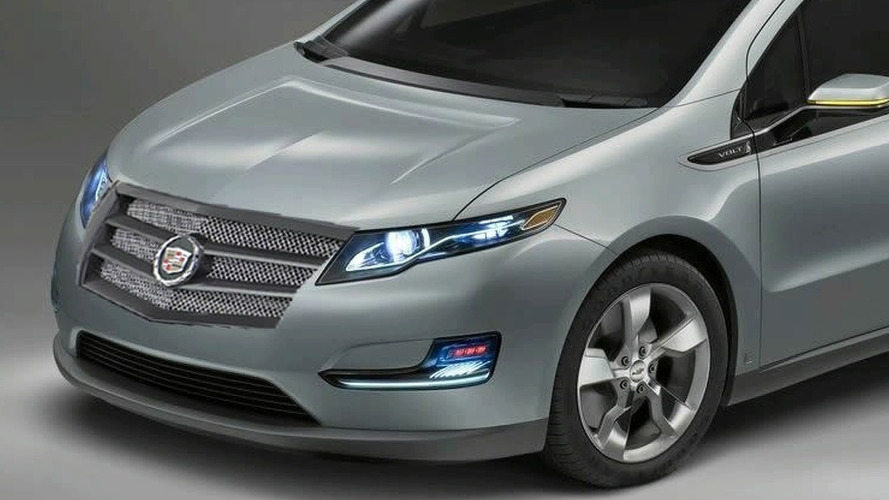 Cadillac Volt Based Concept Heading to Detroit?