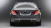 BMW M5 Concept behind the scenes in Shanghai [video]
