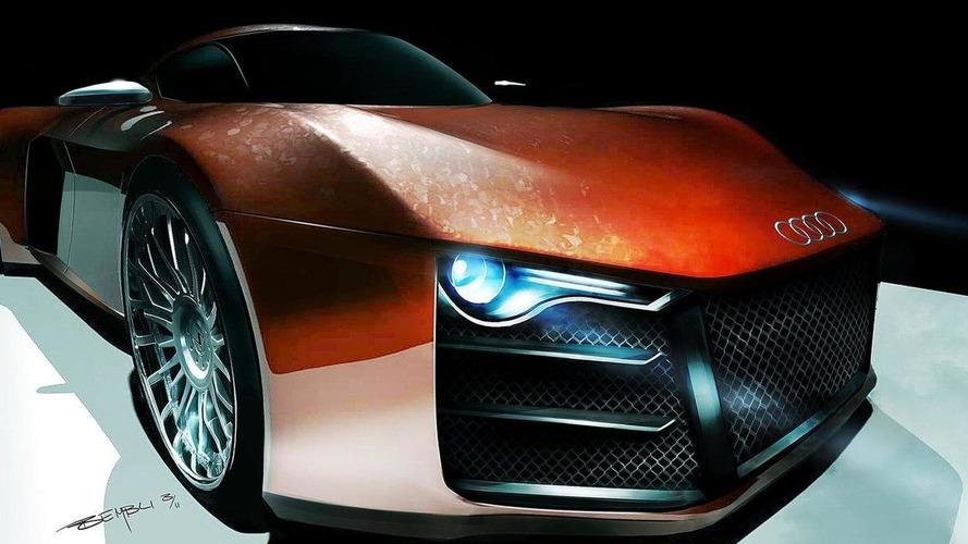 Rendered Speculation: Audi R10 (facelift)
