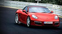 2012 Porsche Boxster S artist rendering, 1024, 30.07.2010