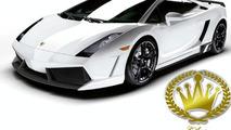 Elite Carbon body kit for Lamborghini Gallardo