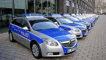 Opel Insignia Sports Tourer police car 26.11.2010