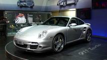 New Porsche 911 Turbo  at Geneva