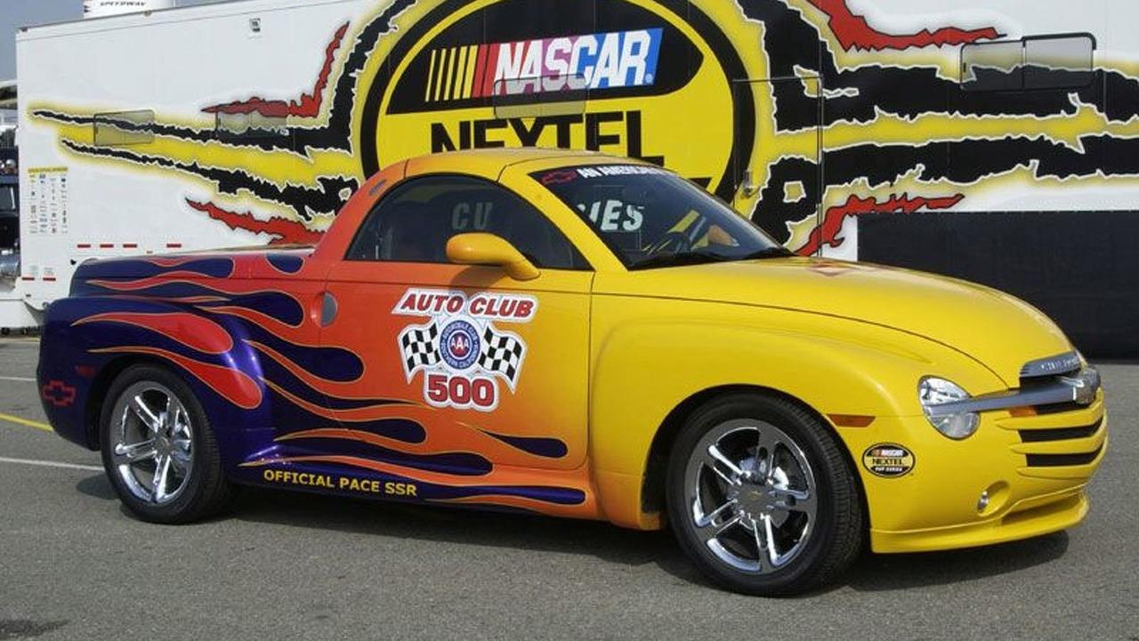 Chevrolet SSR NASCAR Pace Car