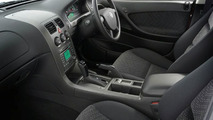 Holden One Tonner Cross 6 Interior