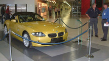 100,000th BMW Z4 at Spartanburg SC
