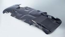 Carrera GT CRP floor pan