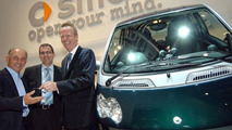Smart ev: first carbon neutral car