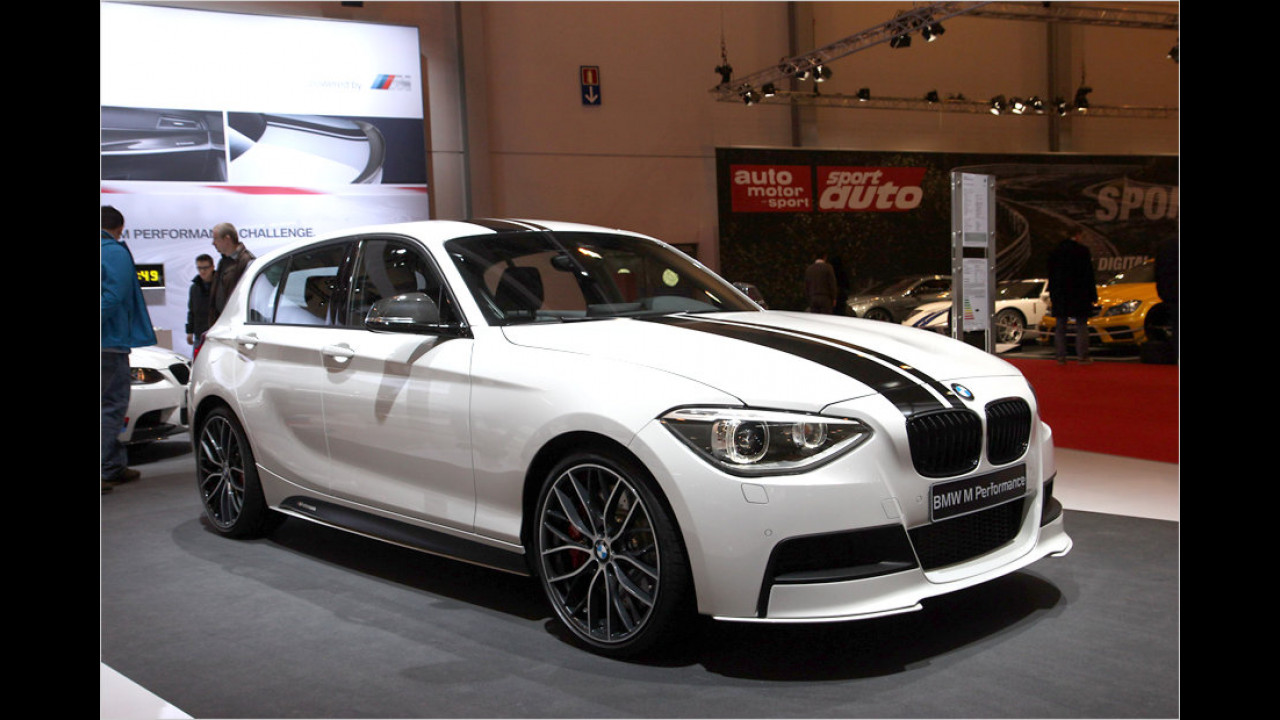 BMW 125i M Performance