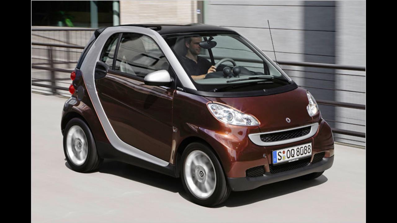 Smart Fortwo Coupé / Cabrio