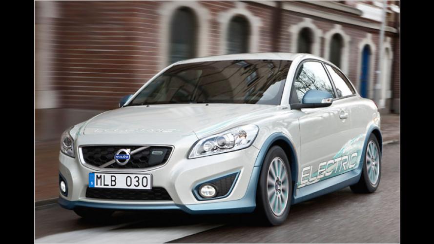 Volvo entwickelt drei verschiedene Range-Extender-Autos