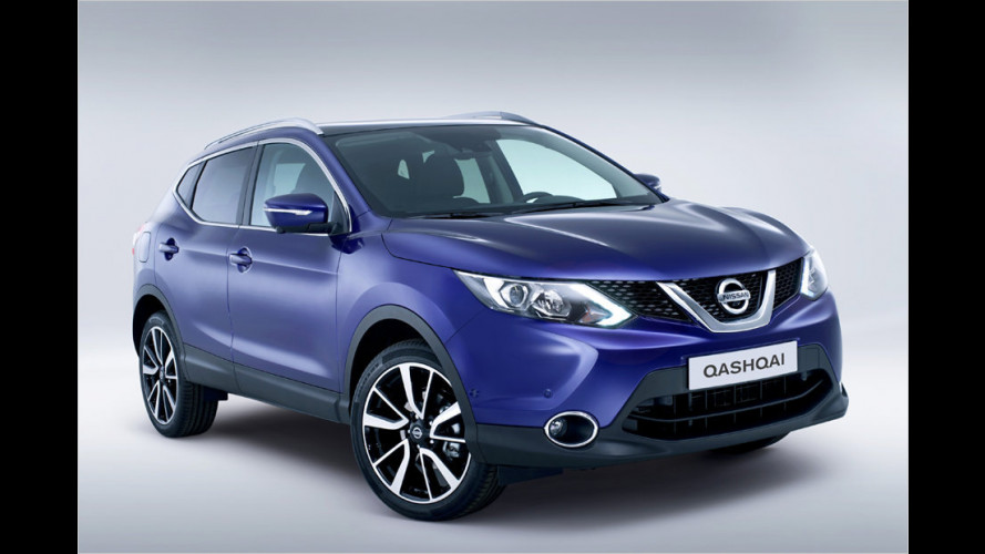 Neuer Nissan Qashqai: Das ist er