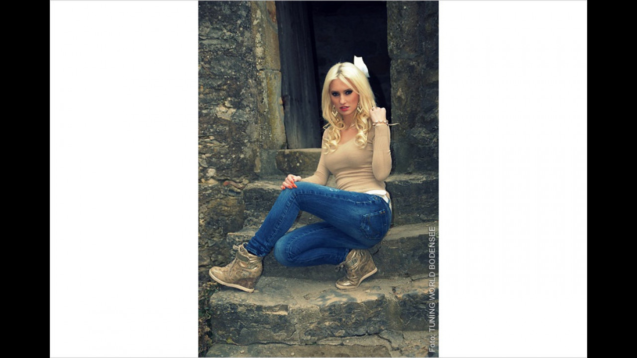 Miss Tuning Wahl 2013: Jenny (19) aus Haßmersheim
