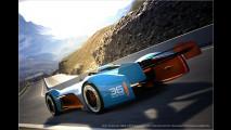 Der Alpine Vision Gran Turismo