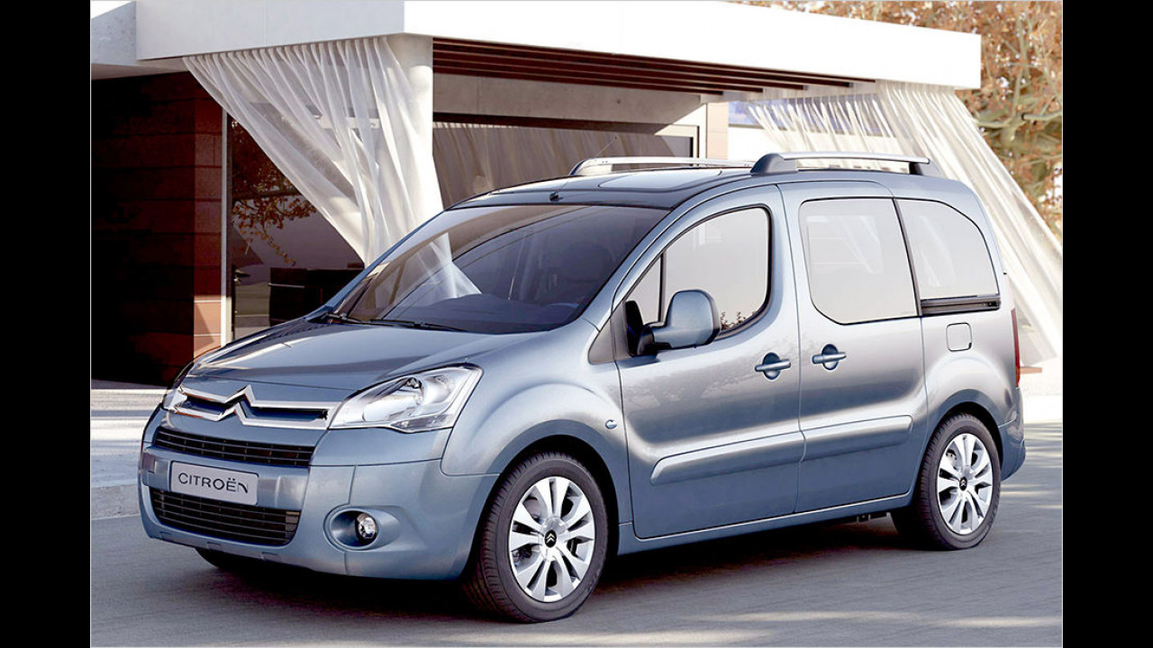 Citroën Berlingo (2008)