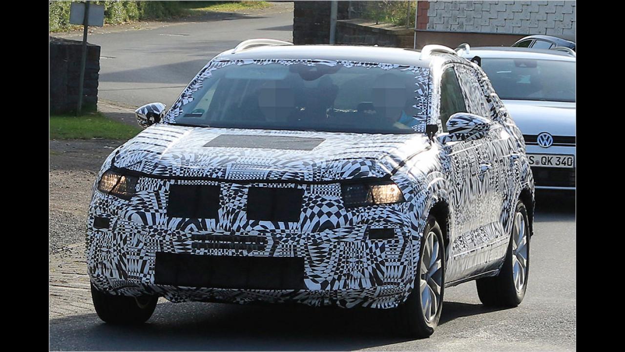 VW rüstet bei SUVs auf