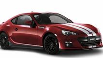 2015 Subaru BRZ special edition (AU-spec)