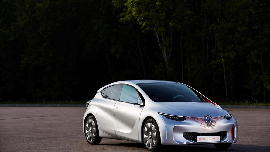 Renault Eolab concept unveiled, returns 235 mpg US [video]
