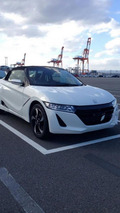 Honda S660 sold out this year in Japan; four in five buyers are over 40